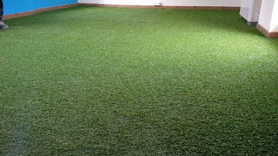Artificial grass in Birmingham and the UK